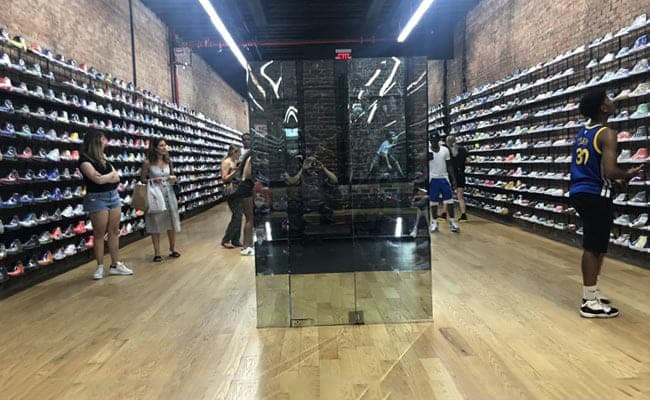 """Crazy!"" Rishi Kapoor Spots Sneakers Worth Rs. 27 Lakh In New York"