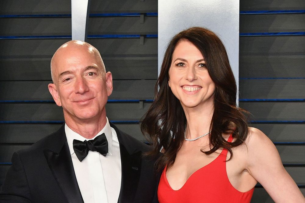 The $38 billion divorce: Jeff Bezos, wife MacKenzie are about to split