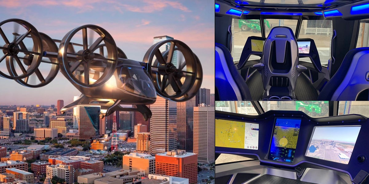 Uber Plans To Launch Flying Taxi's In 2023