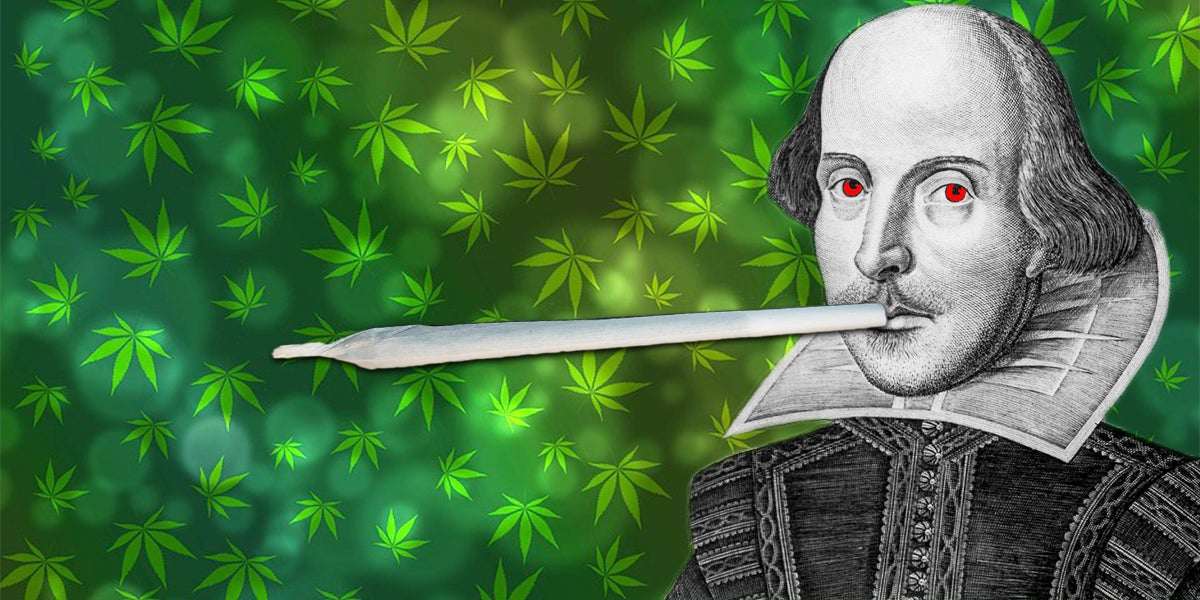 Did Shakespeare Really Smoke Weed? Here's What Science Says