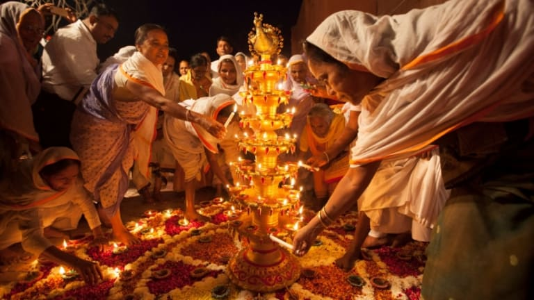 The Ancient Origins of Diwali, India's Biggest Holiday