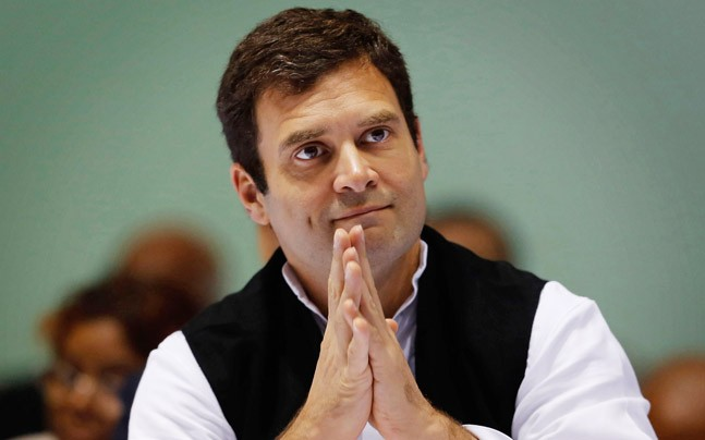 """Thank You"": Rahul Gandhi"