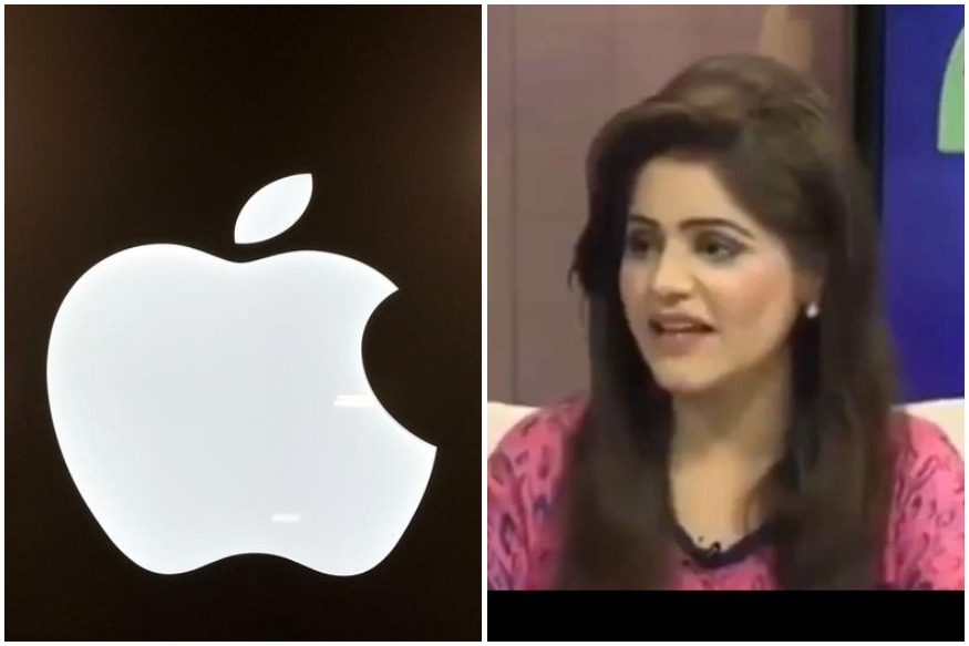 Pakistani TV Anchor Confuses Apple Inc with Fruit, Netizens Left in Splits