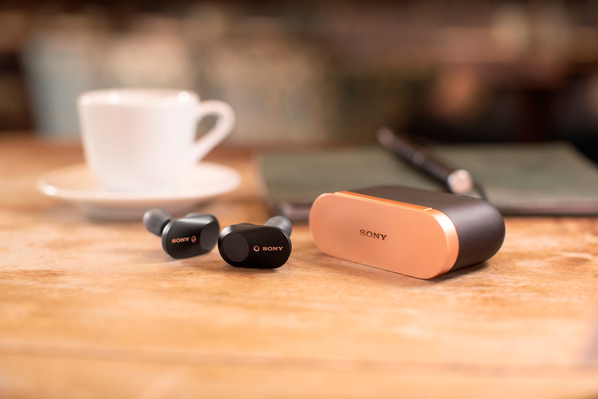 Sony WF-1000XM3 Truly Wireless Earphones Launched With Active Noise Cancellation, Up to 32-Hour Battery Life