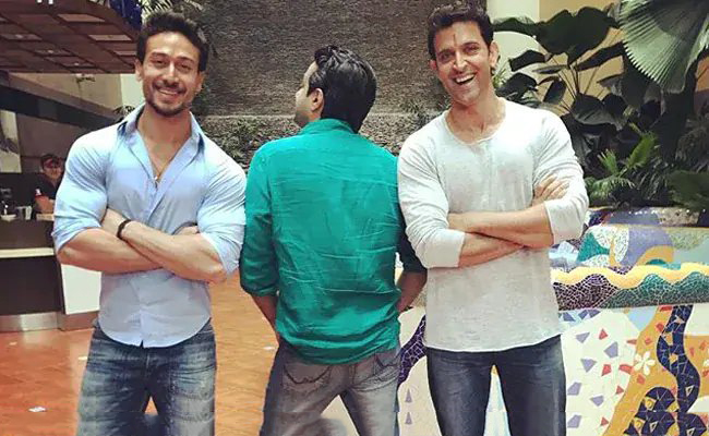 Tiger Shroff Shares A Special Post For His