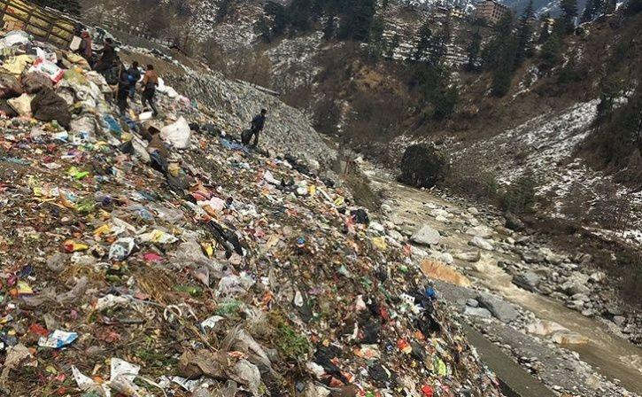 Tourists Turn Manali Into A Dump Yard, Leave Over 2,000 Tonne Garbage Behind In Two Months