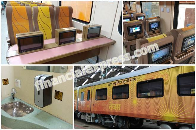 Delhi-Lucknow Tejas Express to be Indian Railways 1st 'private' train; know its schedule, luxury features