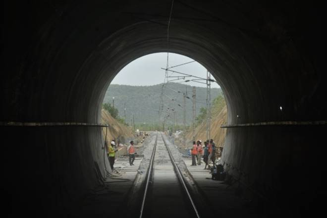 Indian Railways builds longest electrified tunnel in record time! Key features of this game-changing project
