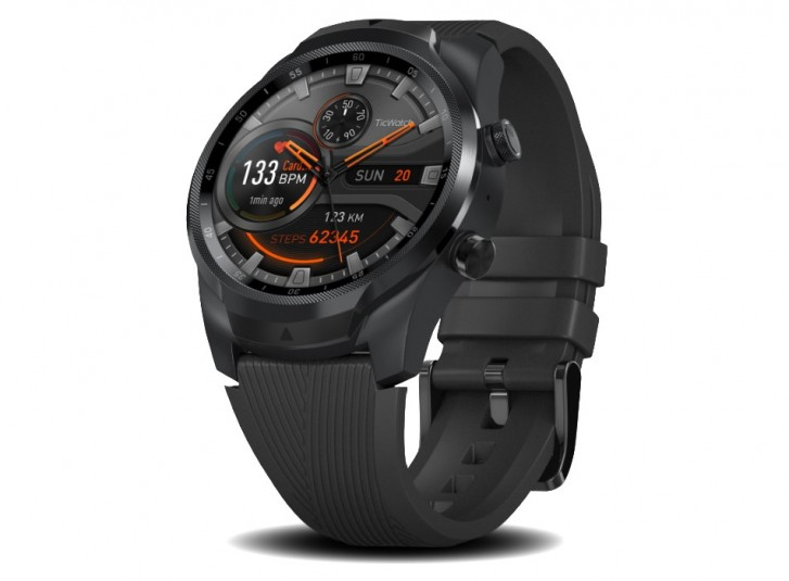 Mobvoi announces second gen TicWatch Pro with 4G connectivity