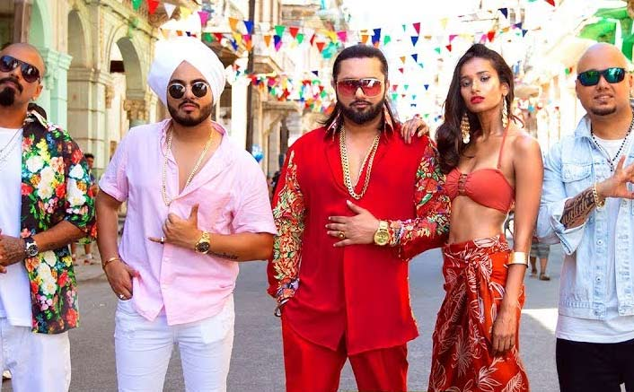 Punjab: Rapper Honey Singh booked for objectionable lyrics in his song 'Makhna'