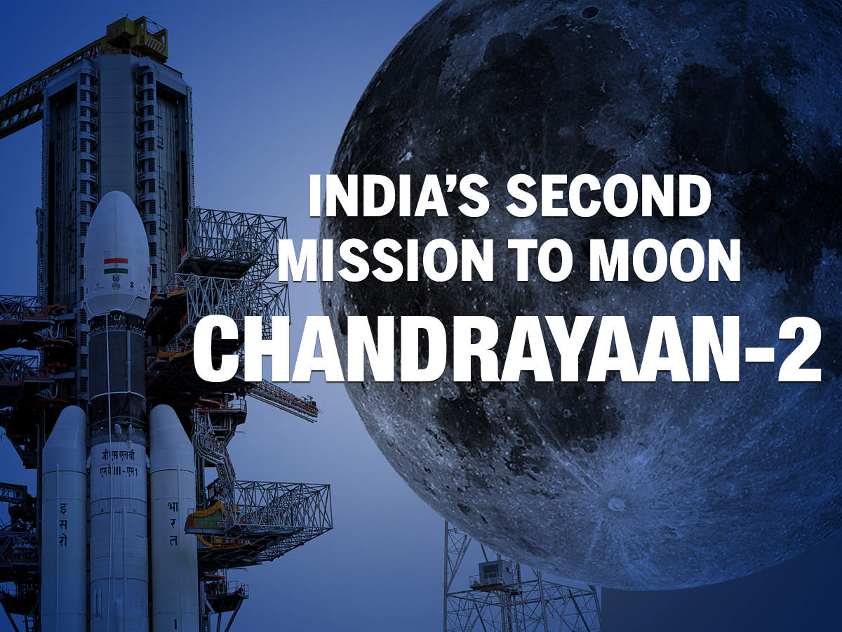 India all set for 52-day trip to Moon, backpacker style