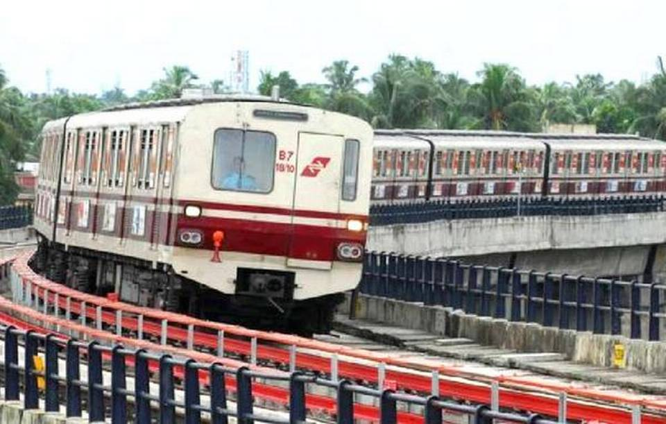 Kolkata Metro passenger dies in tunnel as train moves with his hand caught between automated doors