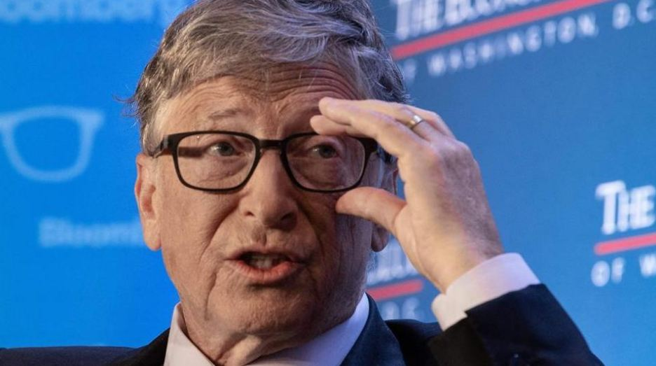 Bill Gates no longer world's second richest person. Guess who is?