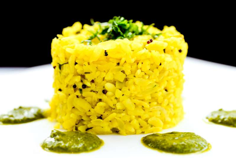 Poha is ideal breakfast and great for weight loss