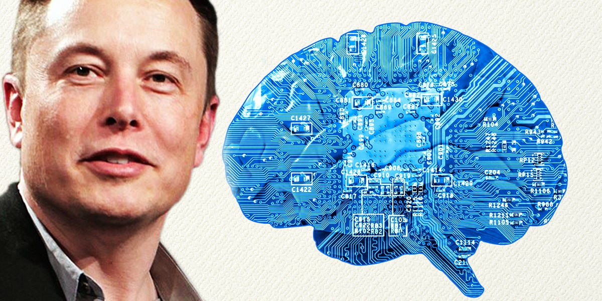 Elon Musk's Neuralink Plans To Directly Connect Your Brain To A Computer