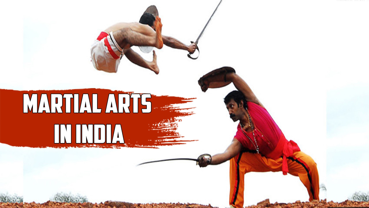 Top 10 most famous Martial Arts in India