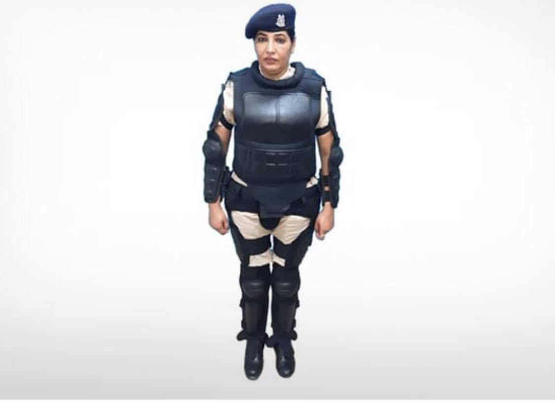 Women in CRPF will soon get specially designed body gear