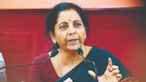 Not More Than 5,000 People In Super-Rich Category: Nirmala Sitharaman