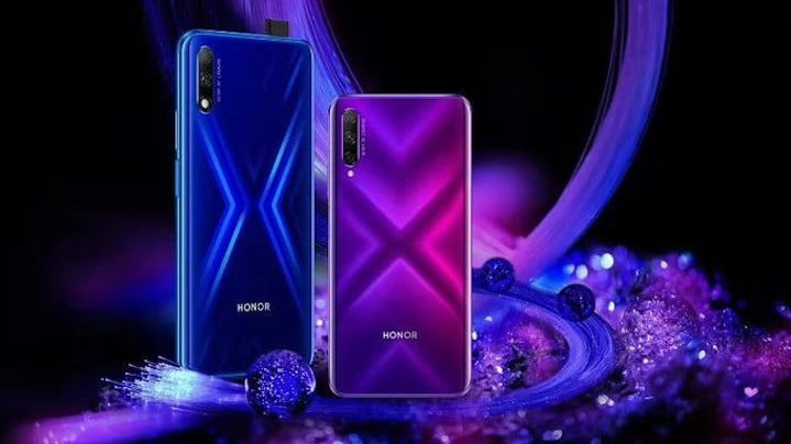 Honor 9X and 9X Pro go official with a pop-up camera, Kirin 810 chipset