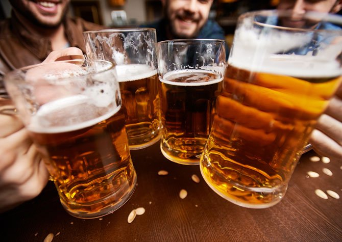 Alcohol Drinking Can Be Both Good and Bad For You