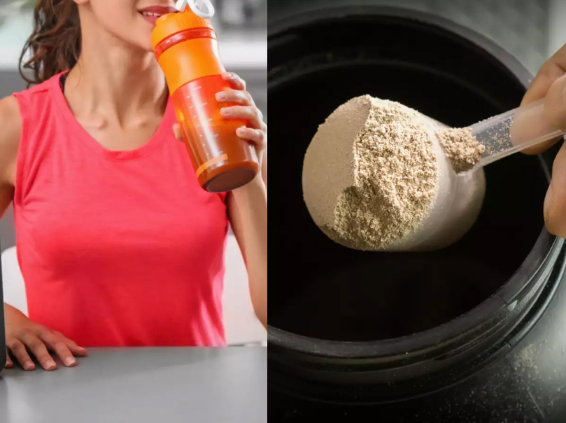 Should You Mix Your Protein Powder With Milk Or Water?