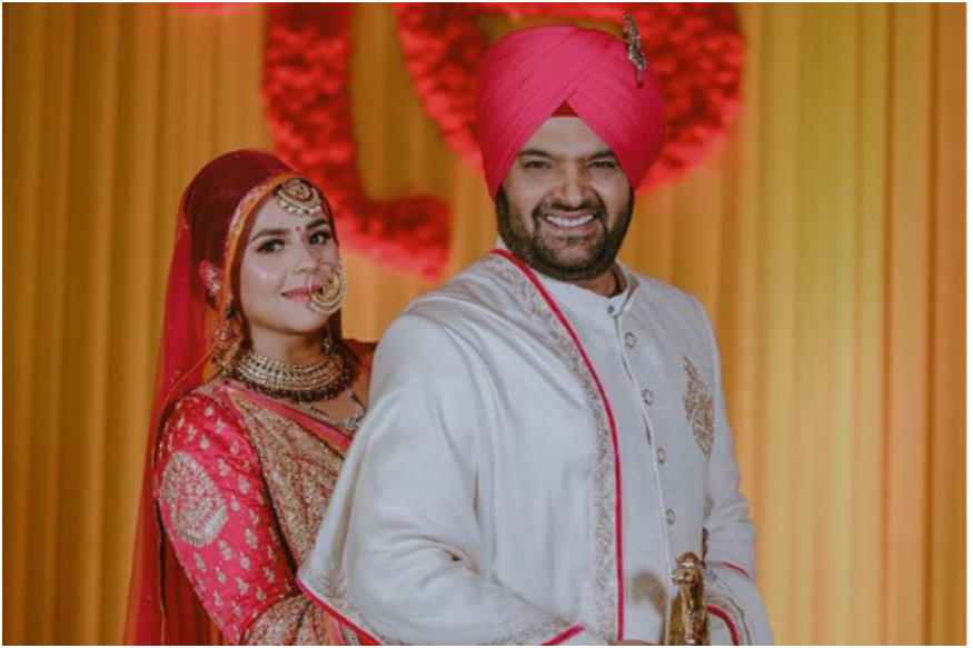 In Pics: Kapil Sharma Confirms Wife Ginni Chatrath's Pregnancy, Leaves for Babymoon with Her