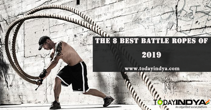 The 8 Best Battle Ropes of 2019