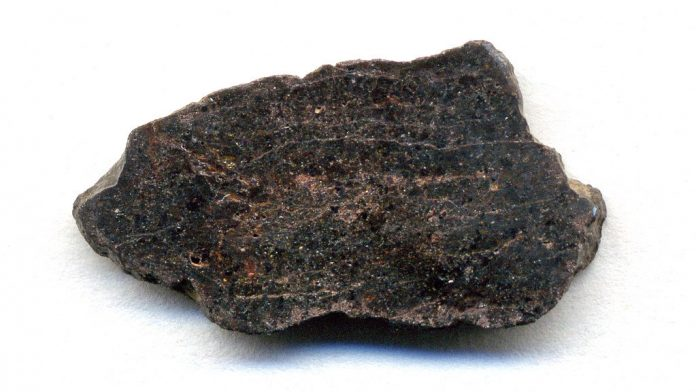 Suspected meteorite found in Bihar
