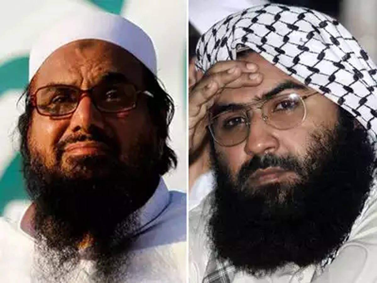Hafiz Saeed, Masood Azhar likely to be 1st
