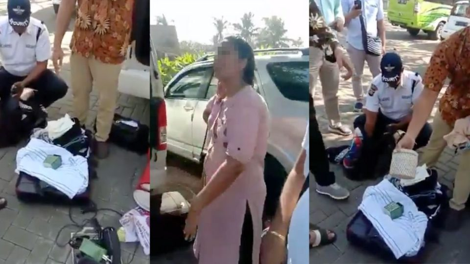 Indian Family Steals Everything From Bali Hotel Room (Including Hangers), Gets Busted