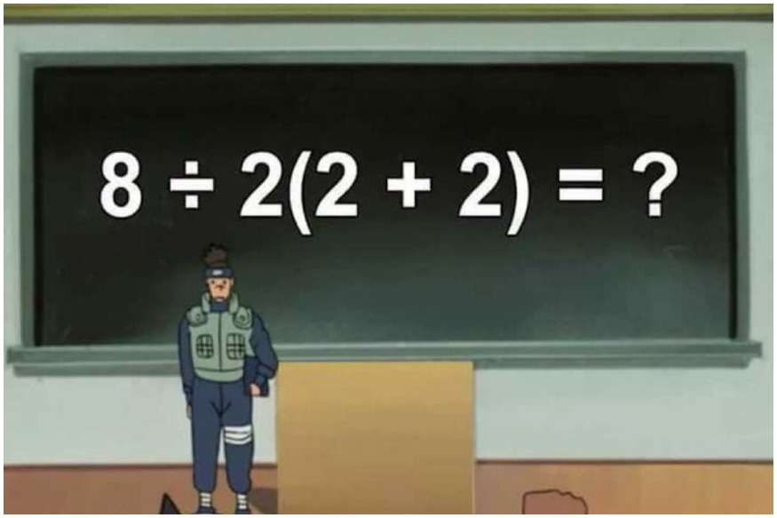 This Math Equation is Leaving Netizens Puzzled. Can You Solve it?