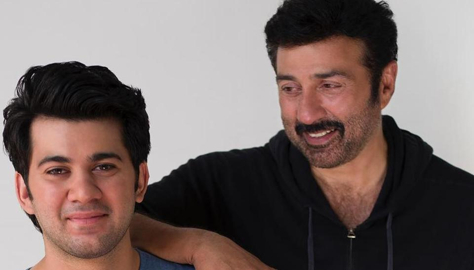 Sunny Deol says he is nervous as he launches son Karan Deol: 'It's important for a newcomer to be fathered'