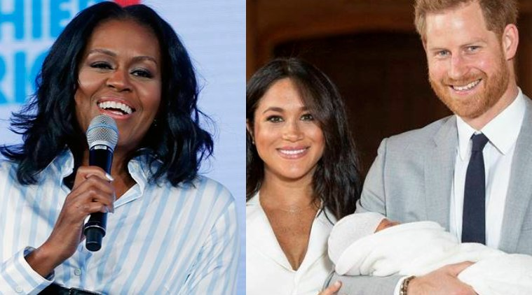 Michelle Obama's parenting advice to Meghan Markle is relevant to all millennial parents