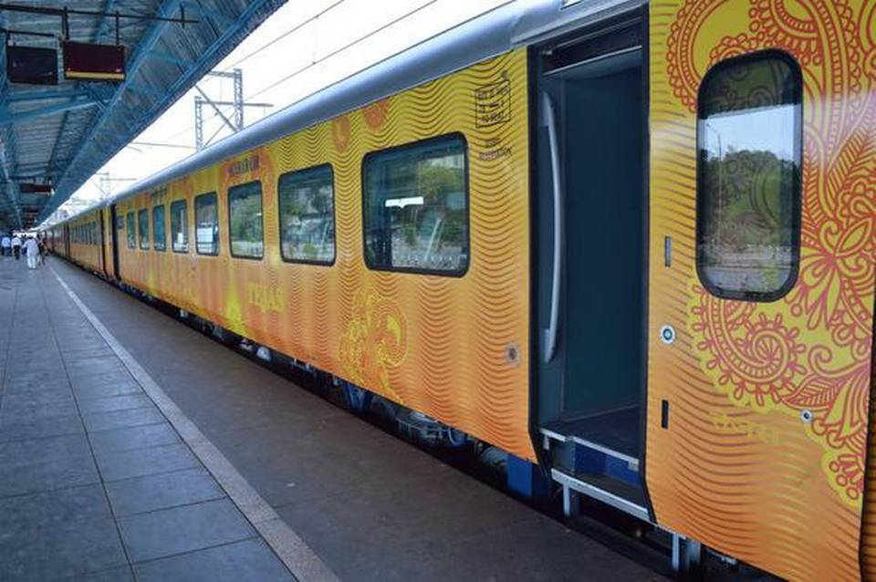As airfares are 'cheaper' than AC train fares, South Western Railway allows officials to fly