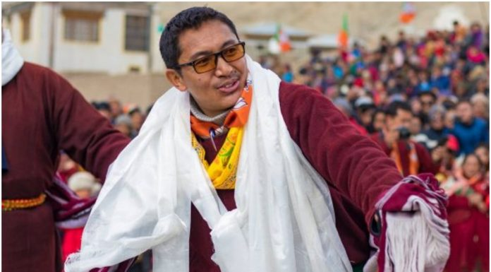 A star is born: Meet the 33-year-old Ladakh MP Jamyang Tsering Namgyal who floored the Parliament today with his speech