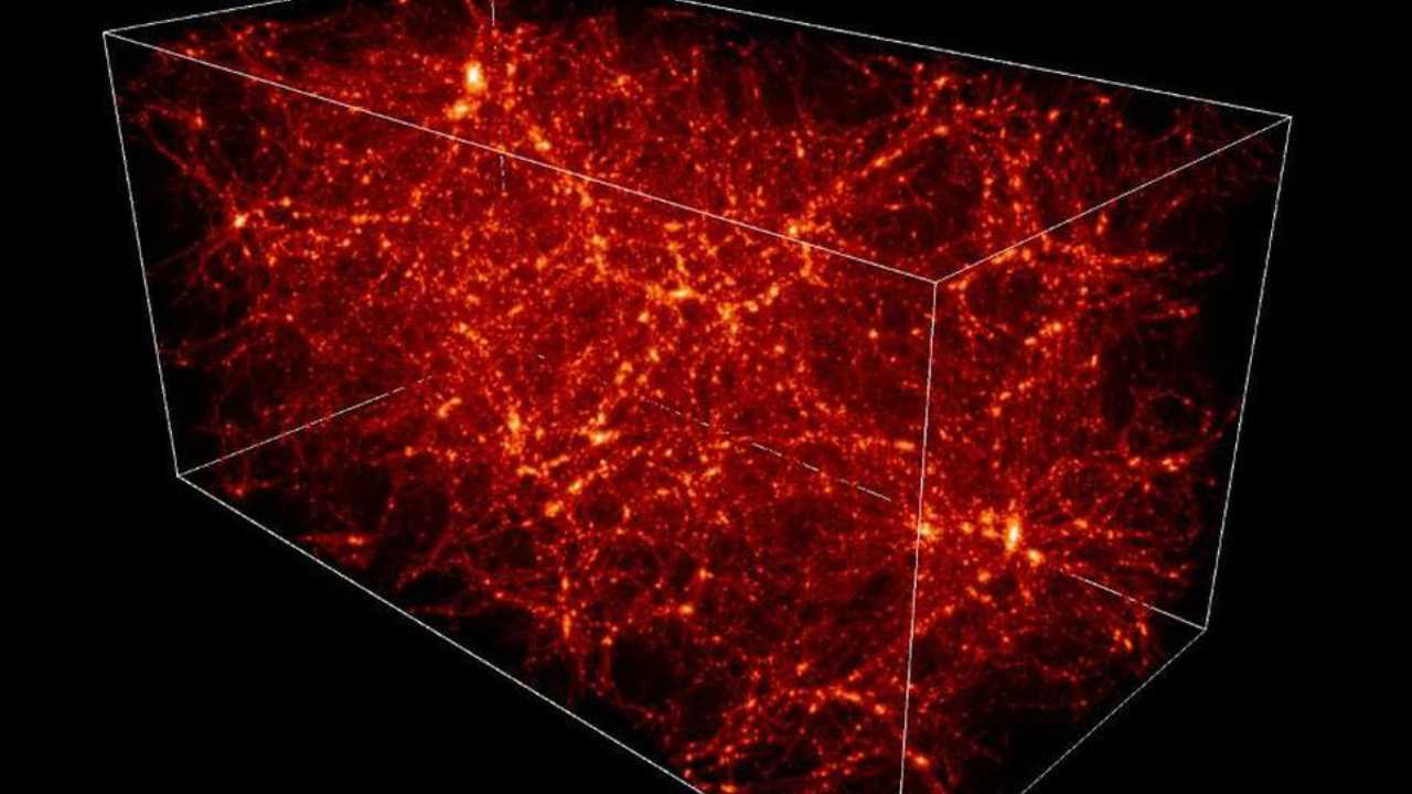 DARK MATTER EXISTED IN THE UNIVERSE EVEN BEFORE THE BIG BANG, NEW RESEARCH SUGGESTS