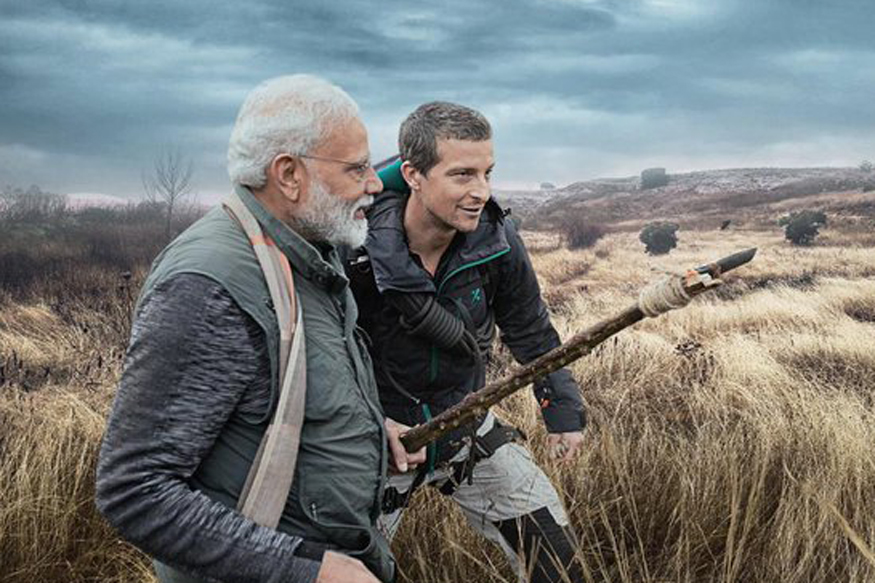 Didn't Go on a Vacation in 18 Years, Says PM Modi as He Walks in The Wild with Bear Grylls