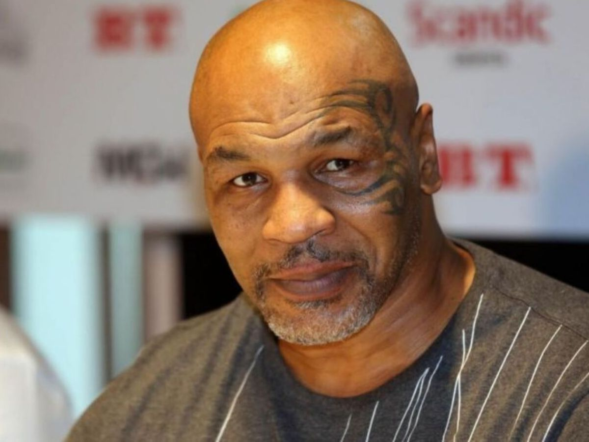 Mike Tyson reveals he smokes around Rs 28 lakh worth of weed every month