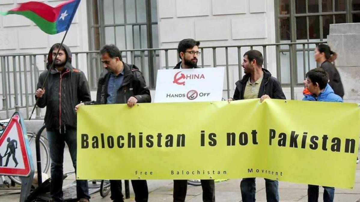 'Jai Hind… help free Balochistan from Pakistan': Baloch activists to India on Independence Day