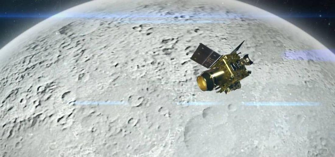 Chandrayaan-2 Successfully Enters Moon