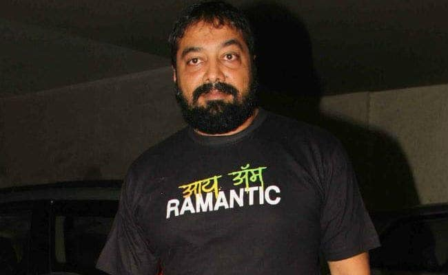 "BJP Leader Files Complaint Against Anurag Kashyap Over ""Sacred Games"""