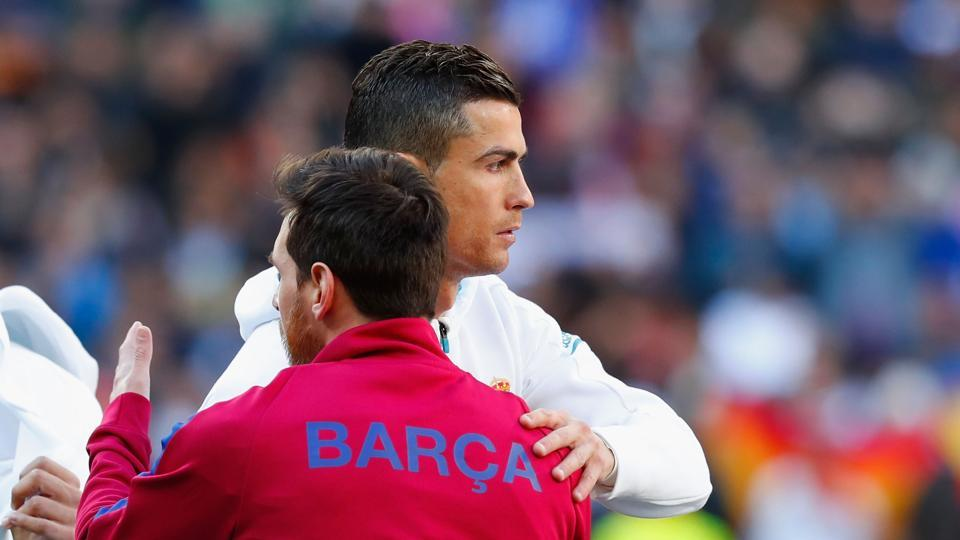 Lionel Messi 'made me better player', admits Cristiano Ronaldo