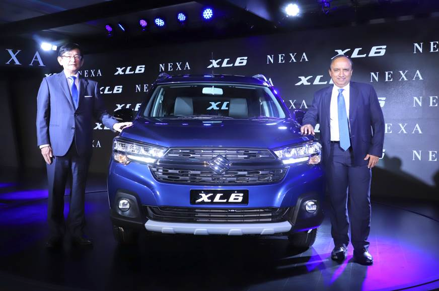 Maruti Suzuki XL6 launched at Rs 9.80 lakh