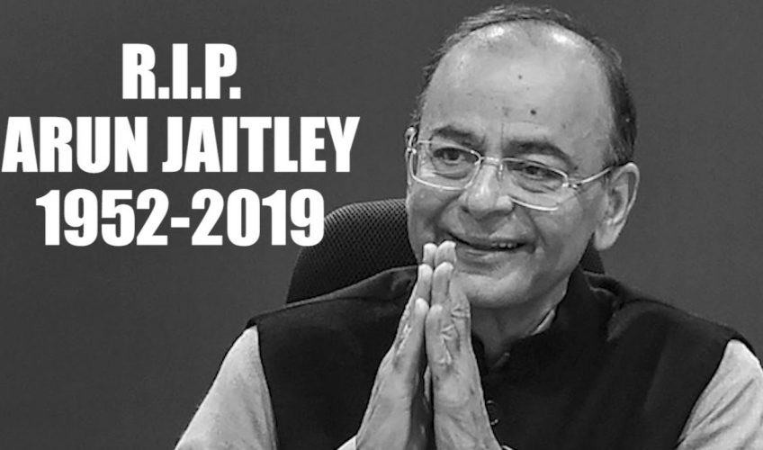 Arun Jaitley, former Union minister and BJP stalwart, passes away at 66