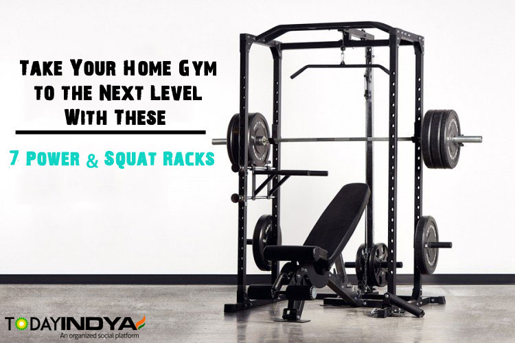Take Your Home Gym to the Next Level With These 7 Power & Squat Racks
