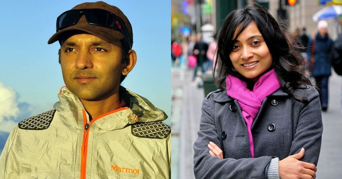 Couple Returns From US to Tackle India's Water Woes With AI & Robotics!