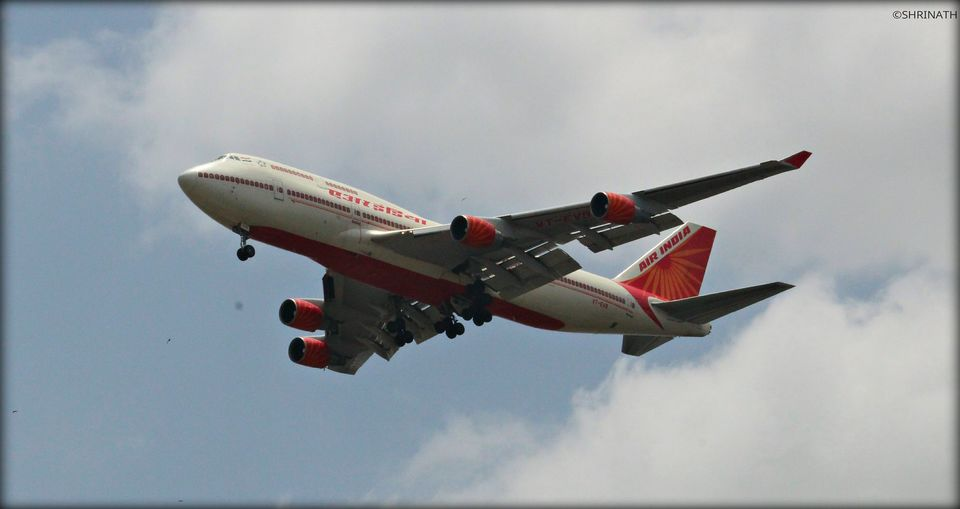 You Can Now Fly Over The North Pole with Air India!