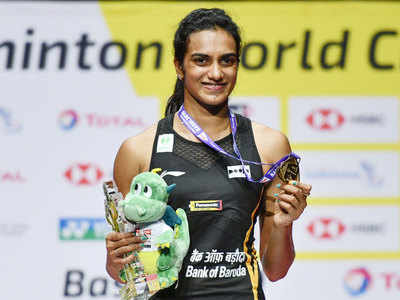 PV Sindhu's victory puts India on top of the world