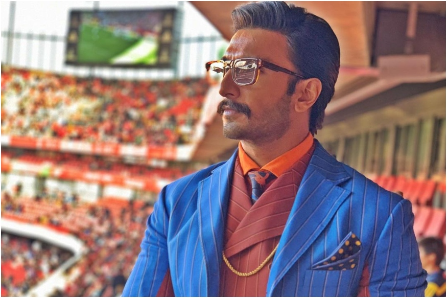 Arsenal Posts Video of Ranveer Singh as He Raps for Them at English Premier League