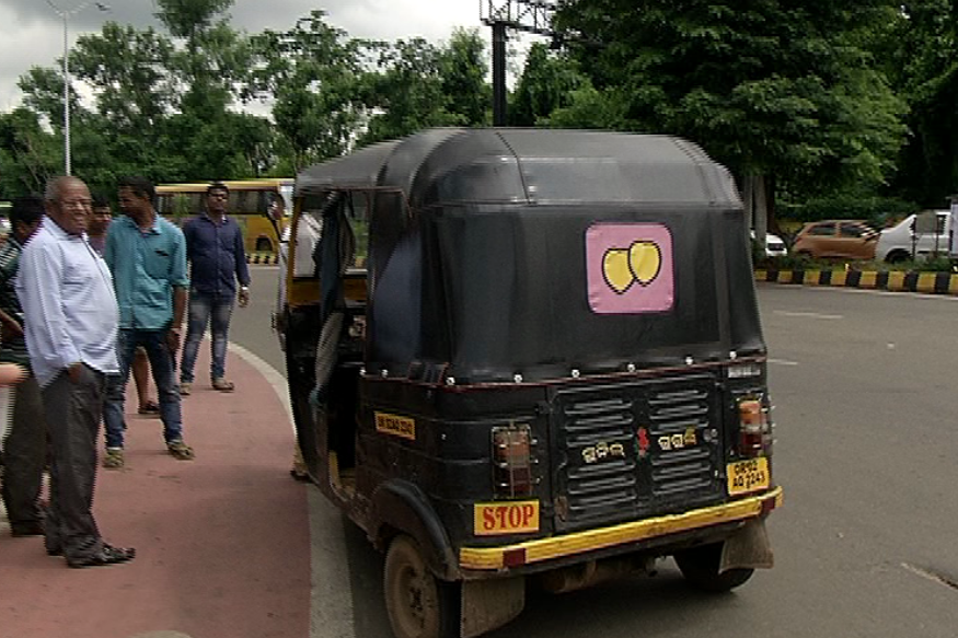 Odisha Driver Fined Rs 47,500 for Traffic Violations; His Second-hand Auto-rickshaw Costs Rs 25,000